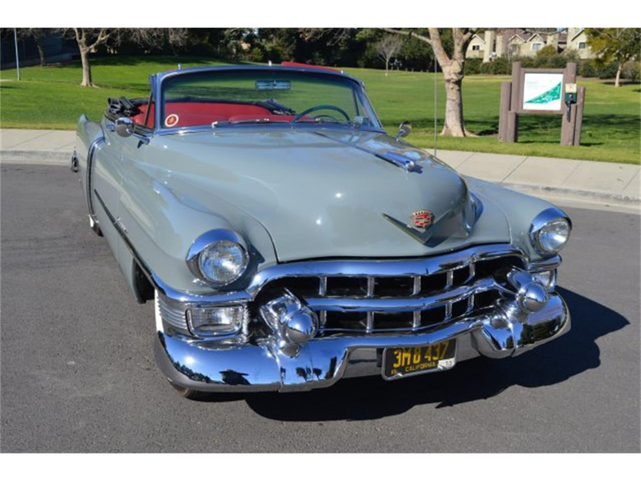 Large Picture of '53 Series 62 located in San Jose California - PJ3Y
