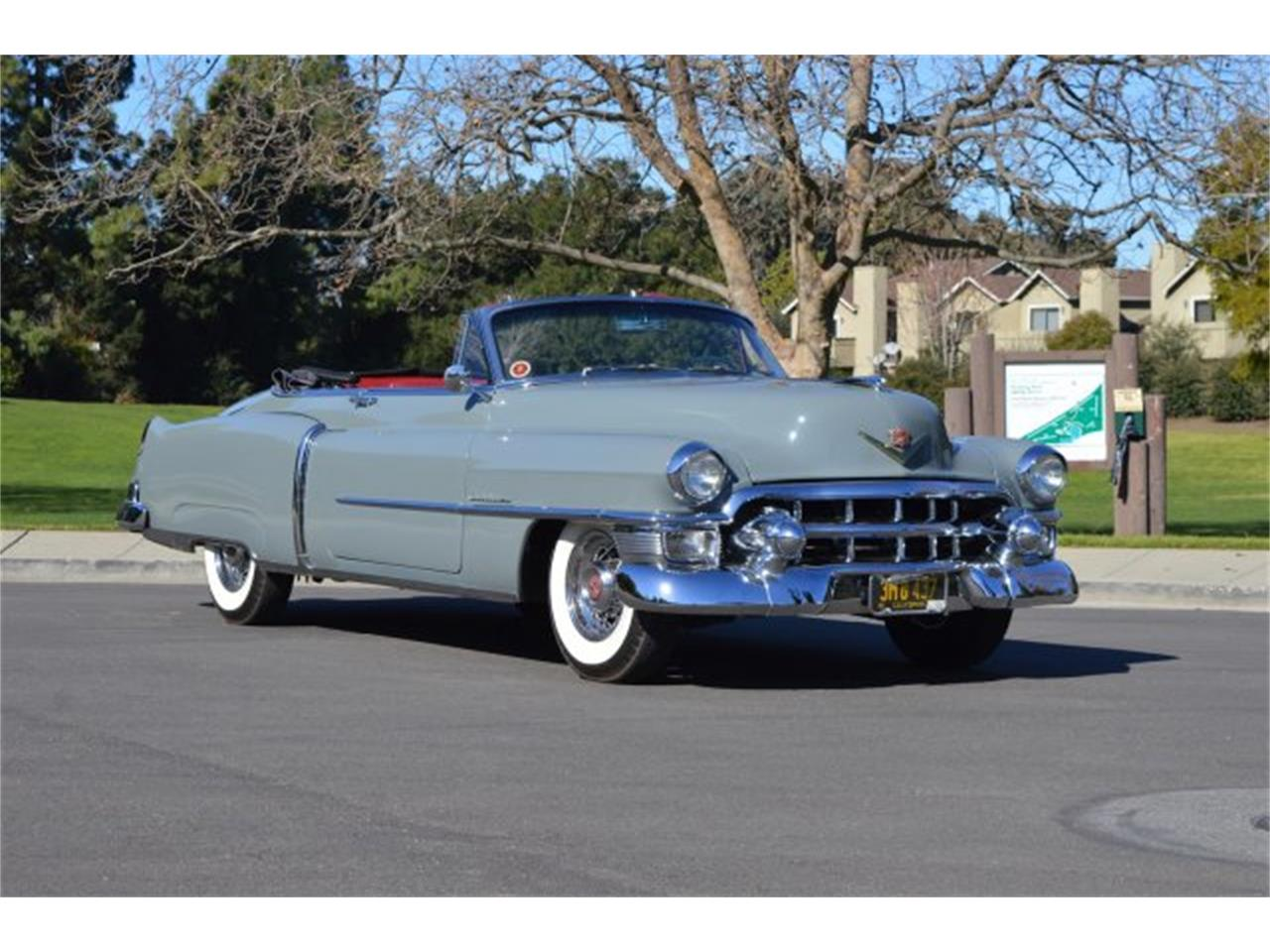 Large Picture of Classic 1953 Cadillac Series 62 - PJ3Y