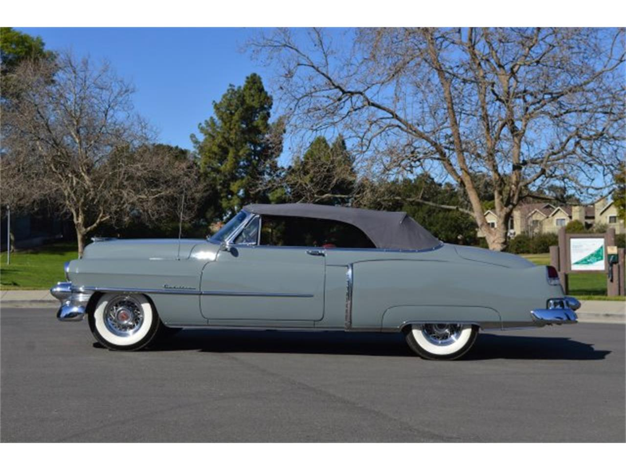 Large Picture of Classic '53 Cadillac Series 62 located in California - PJ3Y