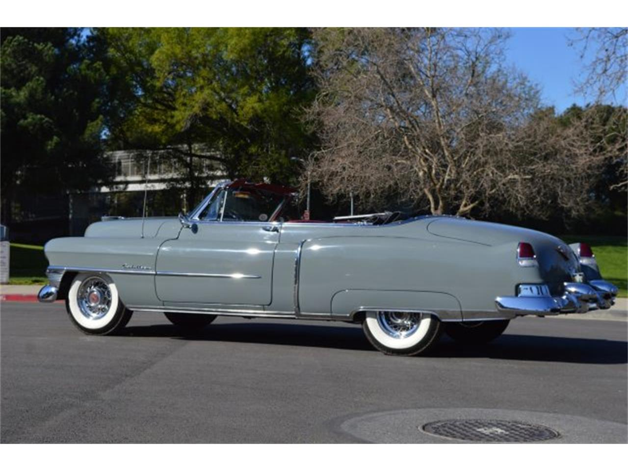 Large Picture of '53 Cadillac Series 62 Offered by American Motors Customs and Classics - PJ3Y