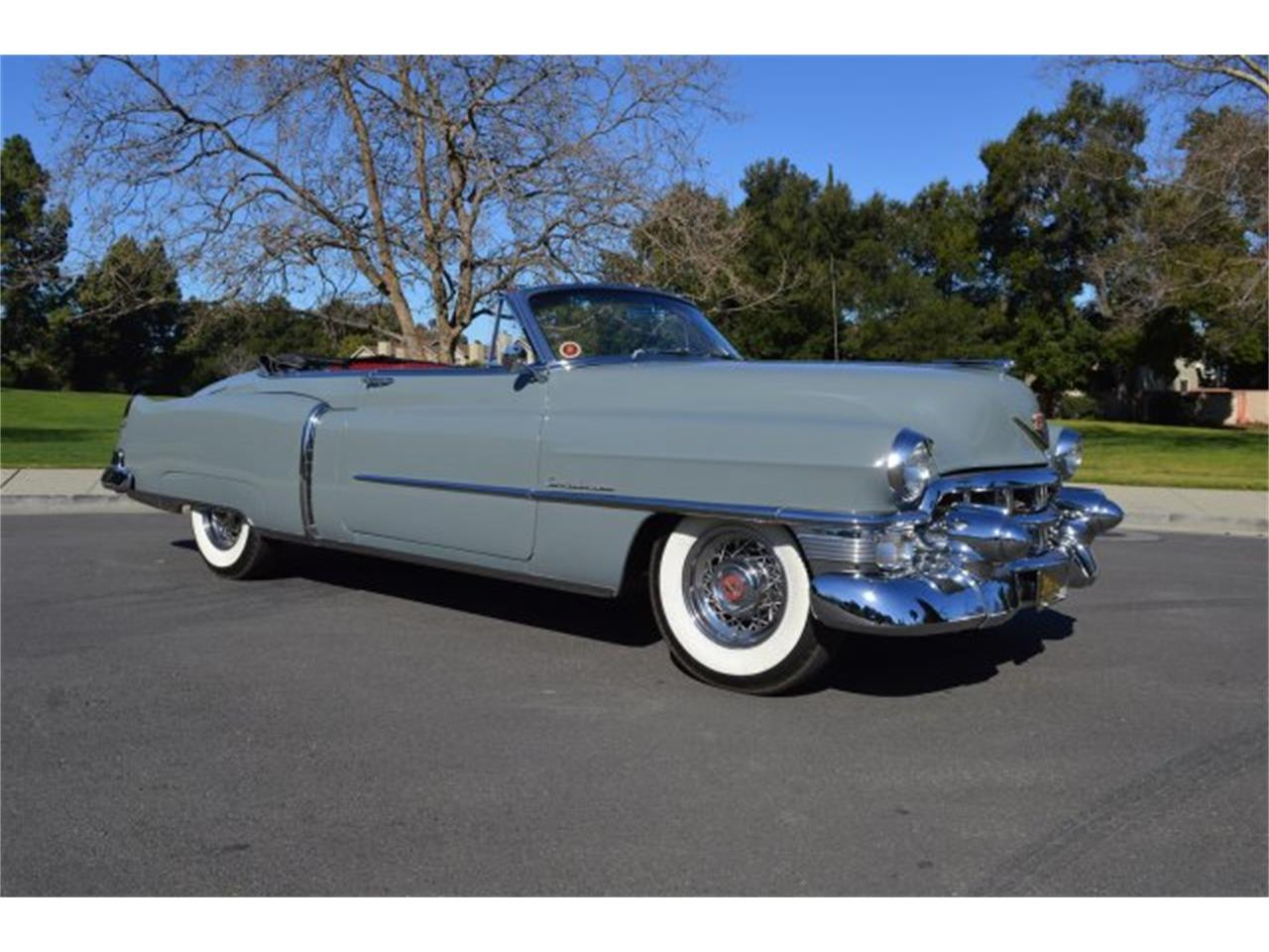 Large Picture of 1953 Cadillac Series 62 - $87,900.00 Offered by American Motors Customs and Classics - PJ3Y