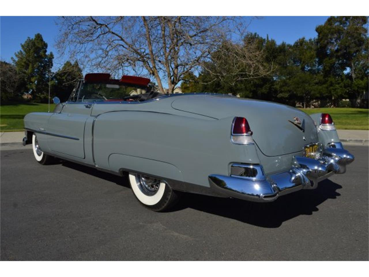 Large Picture of Classic '53 Series 62 located in California Offered by American Motors Customs and Classics - PJ3Y