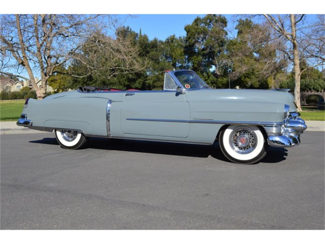 Large Picture of Classic '53 Series 62 located in San Jose California - $87,900.00 Offered by American Motors Customs and Classics - PJ3Y
