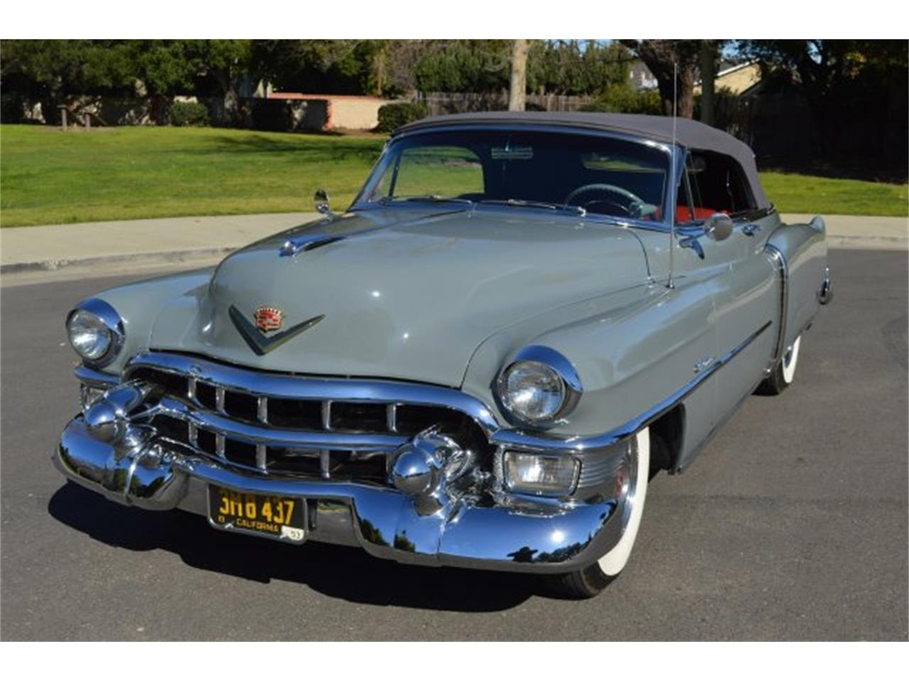 Large Picture of 1953 Cadillac Series 62 located in California - $87,900.00 - PJ3Y