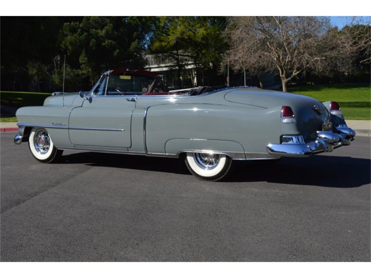 Large Picture of 1953 Cadillac Series 62 located in California Offered by American Motors Customs and Classics - PJ3Y