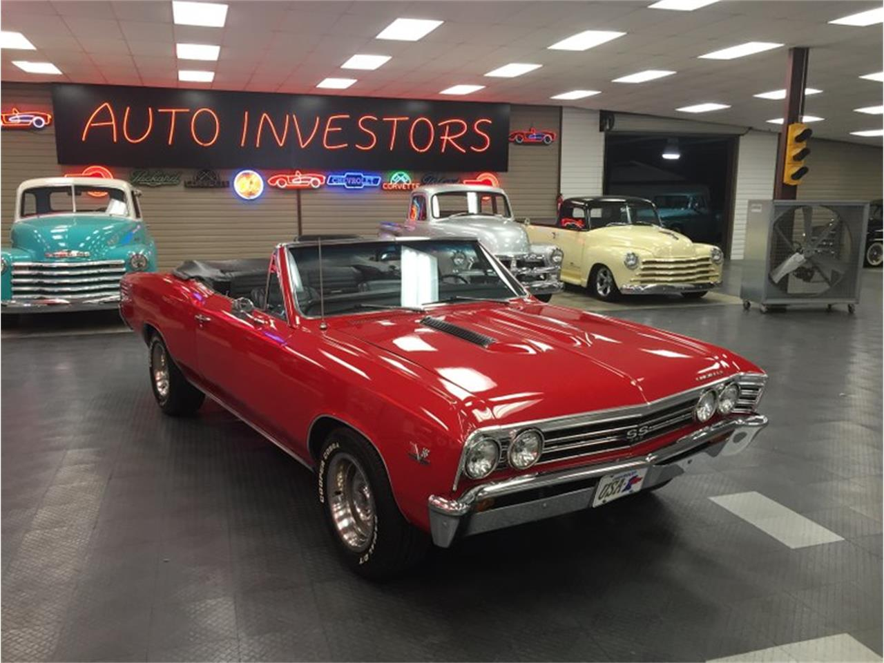 Large Picture of '67 Chevelle - PJ46
