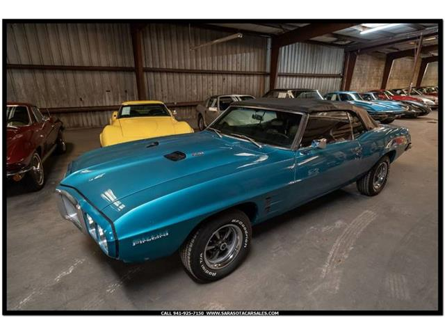 Picture of '69 Pontiac Firebird Auction Vehicle Offered by  - PJ4I