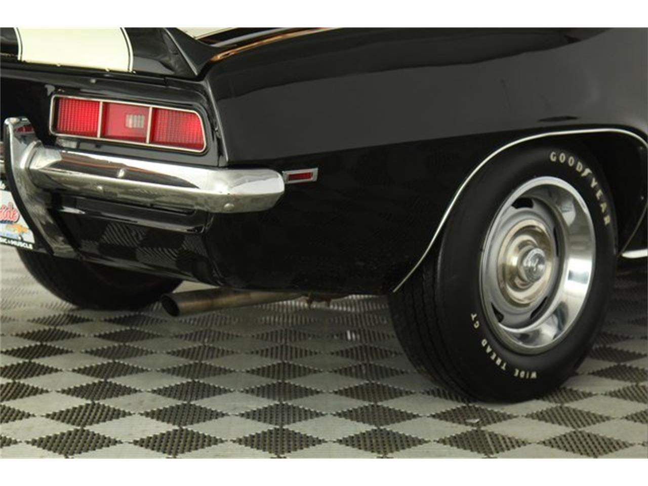 Large Picture of Classic '69 Chevrolet Camaro located in Elyria Ohio Offered by Sunnyside Chevrolet - PJ4L