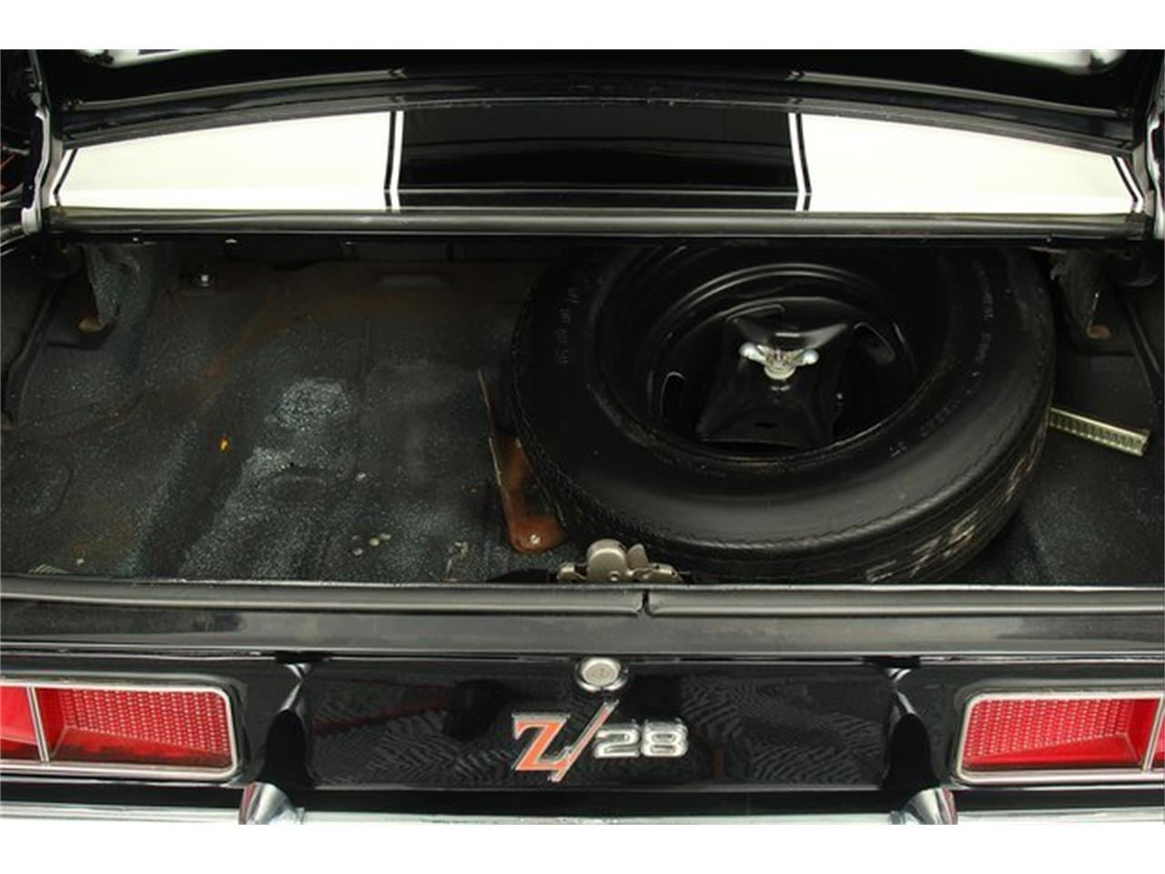 Large Picture of Classic 1969 Camaro located in Elyria Ohio Offered by Sunnyside Chevrolet - PJ4L