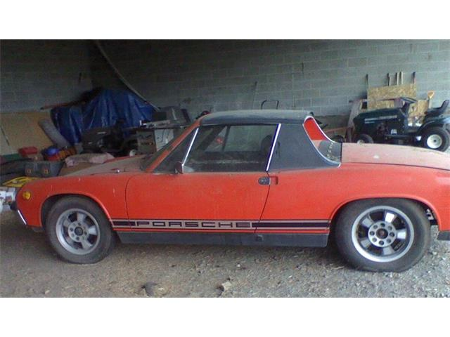 Picture of Classic 1972 Porsche 914 located in Washington - PIAW