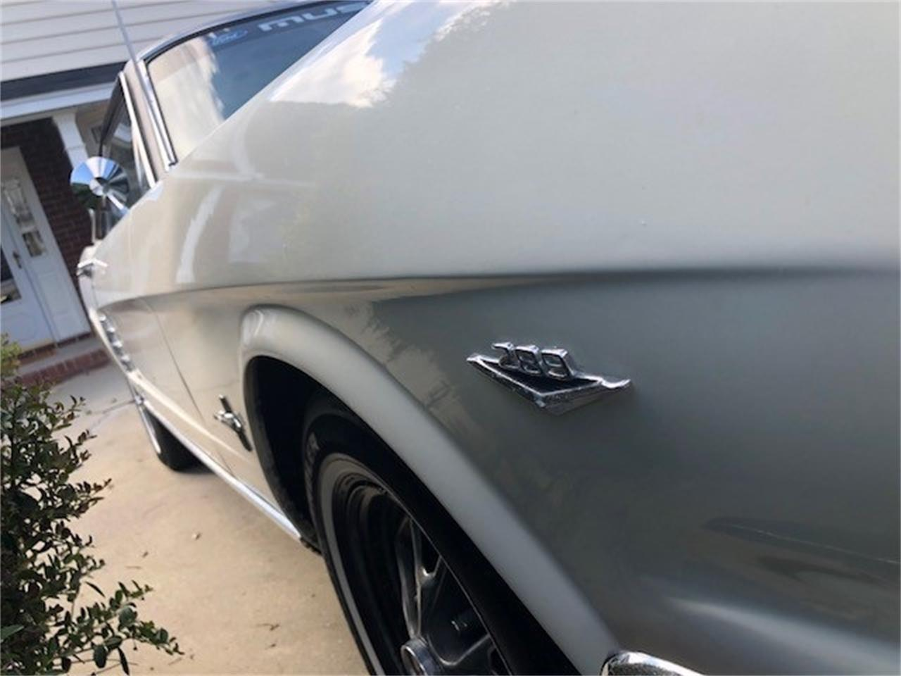 Large Picture of '65 Mustang - PJ5L