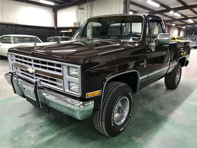 Classic Chevrolet K 10 For Sale On Classiccars Com