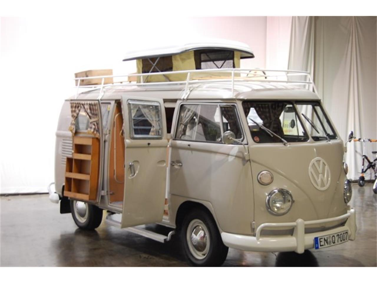 Large Picture of '67 Westfalia Camper - PJ61