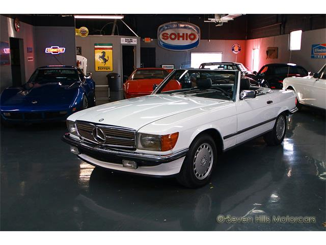 Picture of '89 560SL - PJ62
