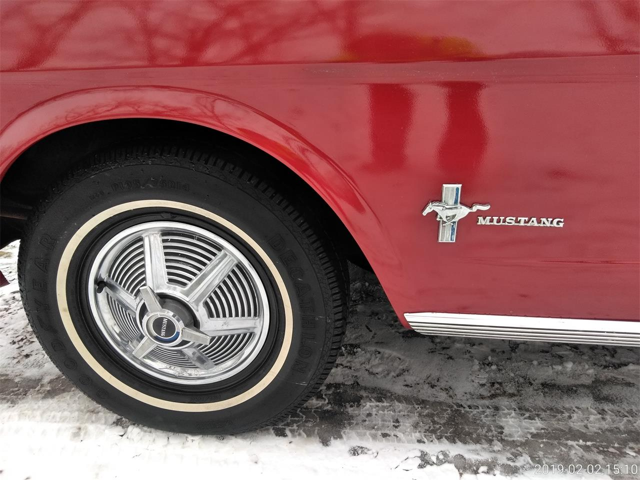 Large Picture of '66 Mustang - PJ69