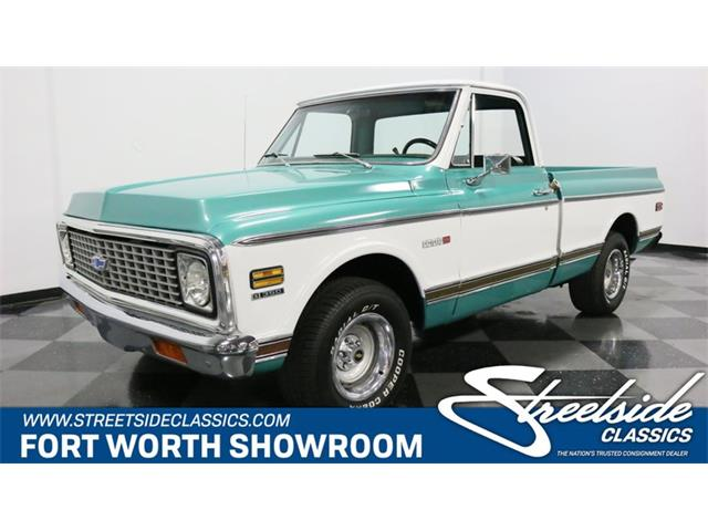 Picture of '72 Chevrolet C10 located in Ft Worth Texas - PIB1