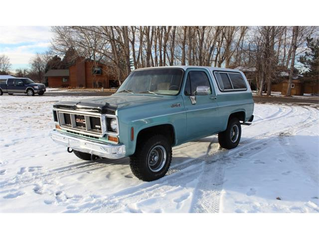 Picture of 1978 Jimmy located in Salt Lake City Utah Auction Vehicle Offered by  - PJ6F