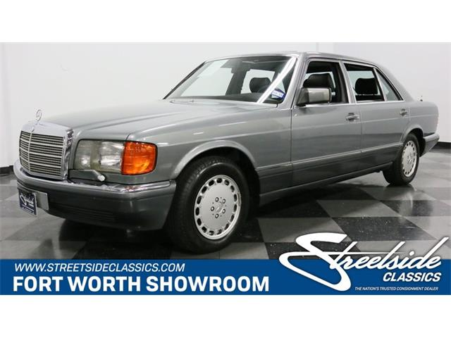 Picture of 1989 500SEL located in Ft Worth Texas Offered by  - PJ6R