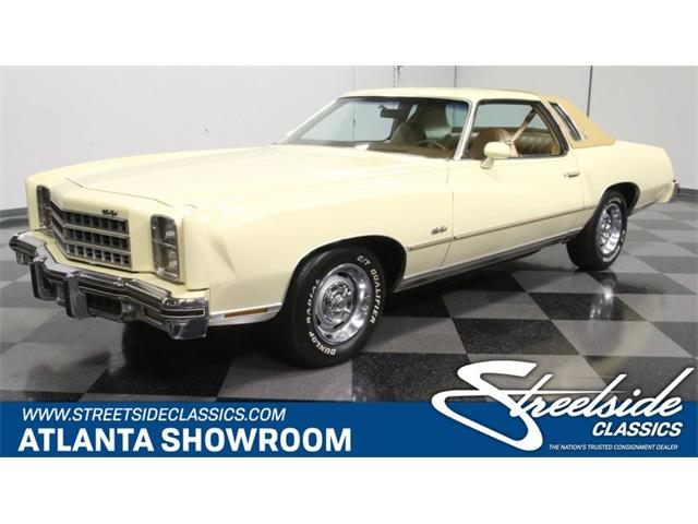 1974 to 1976 Chevrolet Monte Carlo for Sale on ClassicCars