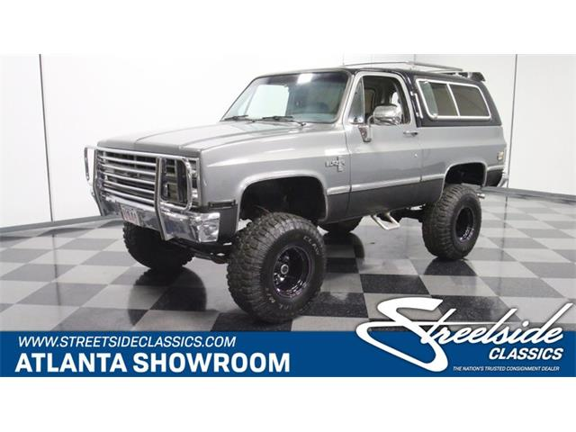 Picture of '86 Chevrolet Blazer - $25,995.00 Offered by  - PIB3