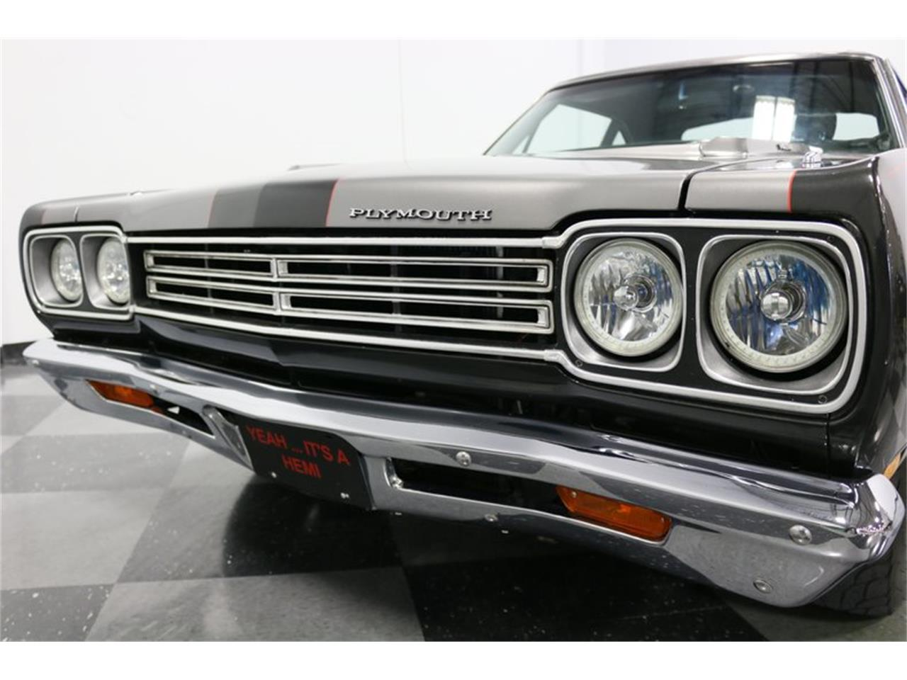 Large Picture of 1969 Road Runner located in Ft Worth Texas Offered by Streetside Classics - Dallas / Fort Worth - PJ6W