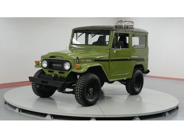 Picture of Classic '71 Land Cruiser FJ located in Denver  Colorado - $21,900.00 Offered by  - PJ71
