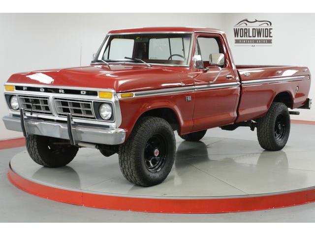 Picture of '76 Ford F150 located in Denver  Colorado - $16,900.00 Offered by  - PJ73