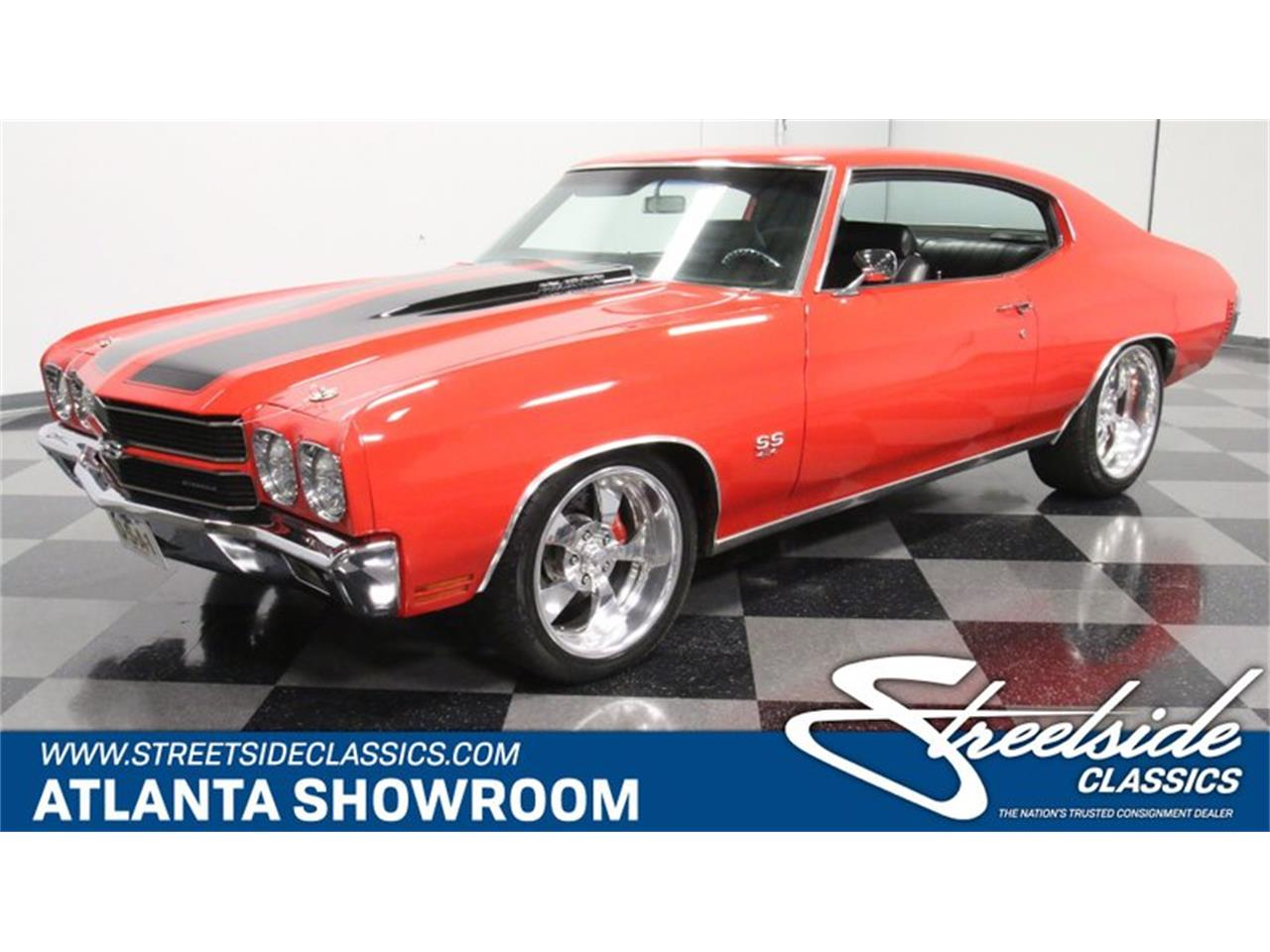 Large Picture of Classic 1970 Chevelle located in Georgia - PIB4
