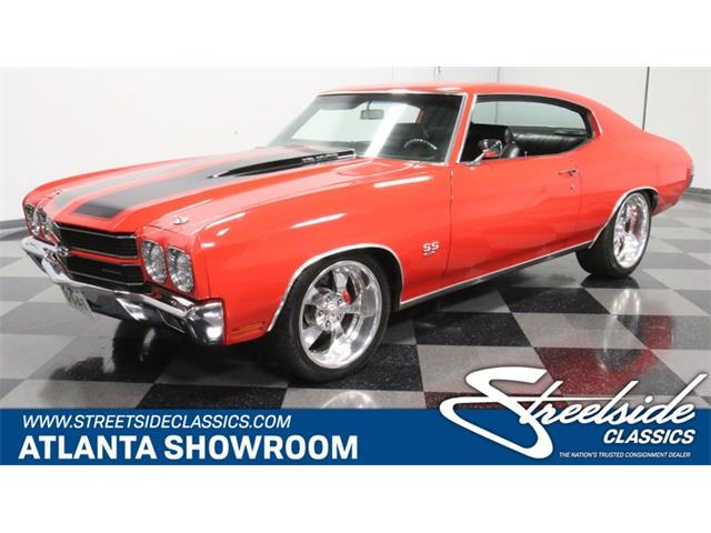 Picture of 1970 Chevrolet Chevelle located in Georgia - $57,995.00 Offered by  - PIB4
