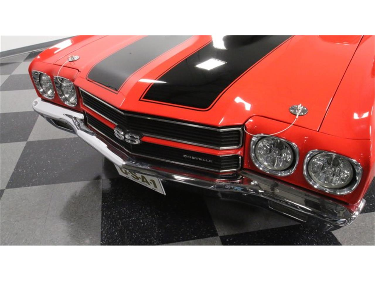 Large Picture of Classic '70 Chevelle located in Lithia Springs Georgia - $52,995.00 Offered by Streetside Classics - Atlanta - PIB4