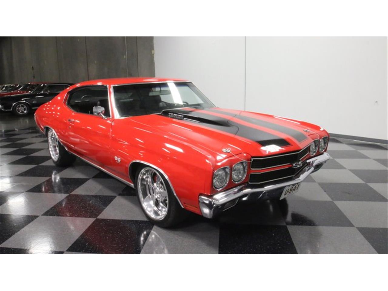 Large Picture of Classic '70 Chevrolet Chevelle Offered by Streetside Classics - Atlanta - PIB4