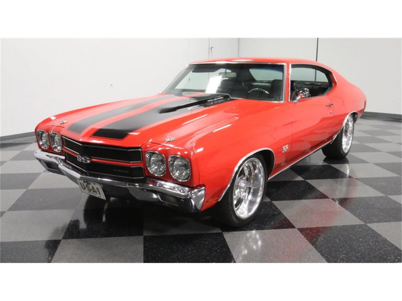 Large Picture of Classic 1970 Chevelle - PIB4