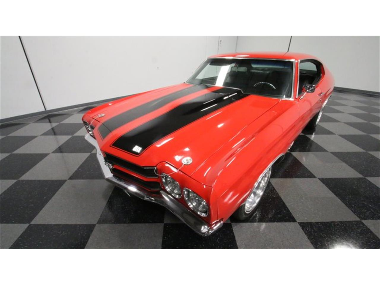 Large Picture of Classic 1970 Chevelle located in Georgia - $52,995.00 Offered by Streetside Classics - Atlanta - PIB4