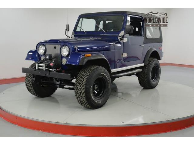 Picture of '76 CJ7 located in Denver  Colorado - $13,900.00 Offered by  - PJ74