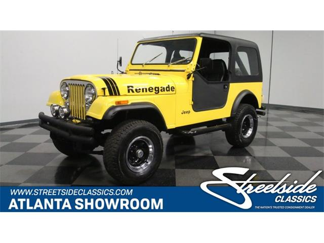 Picture of 1985 Jeep CJ7 - $21,995.00 Offered by  - PIB6