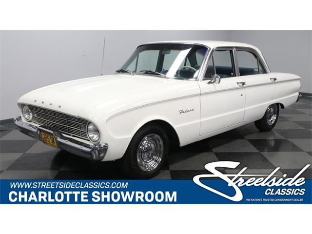 Picture of '60 Falcon located in North Carolina - $9,995.00 Offered by  - PIB7