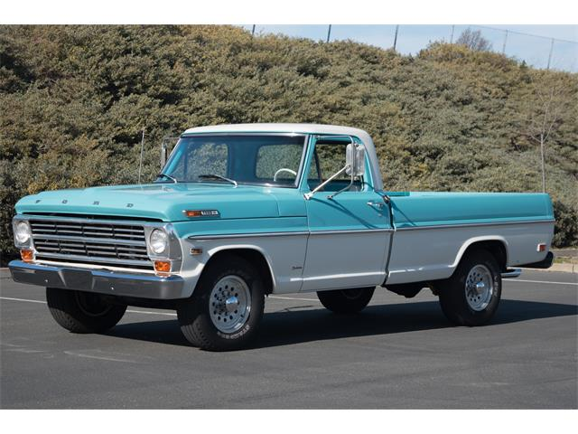 Picture of '68 F250 located in Fairfield California - $15,990.00 - PJ80