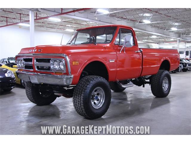 Picture of Classic 1972 GMC 2500 - $32,900.00 - PJ85