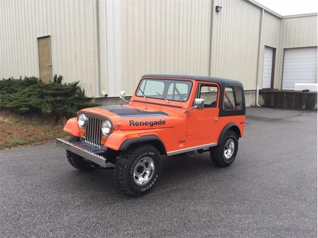 Picture of '78 Jeep CJ - PJ99