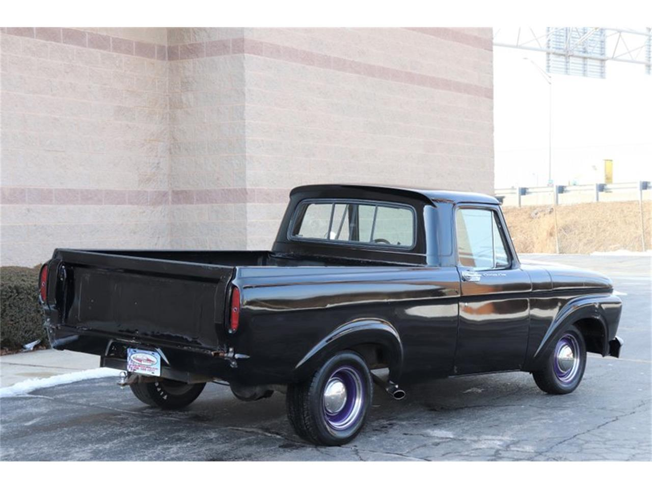 Large Picture of '61 F100 - PJ9A