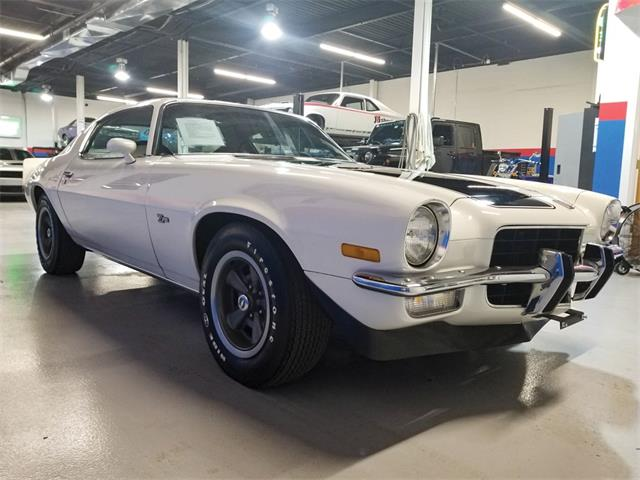 Picture of Classic 1973 Camaro Z28 Auction Vehicle Offered by  - PJAF