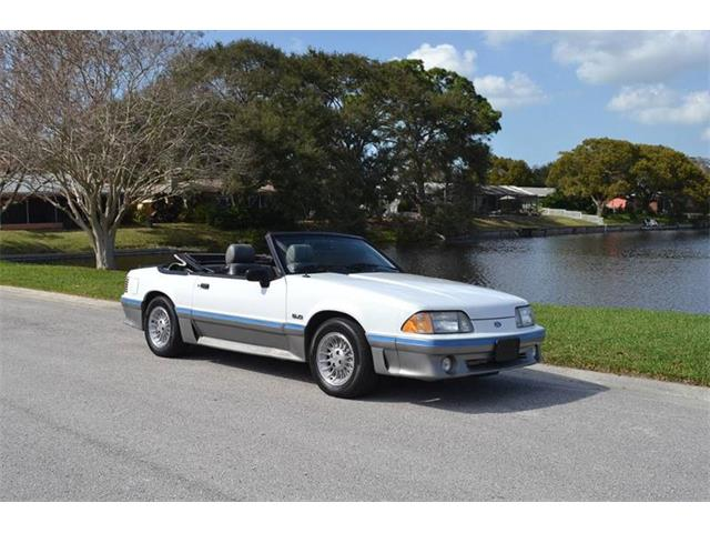 Picture of '89 Mustang - PJAV