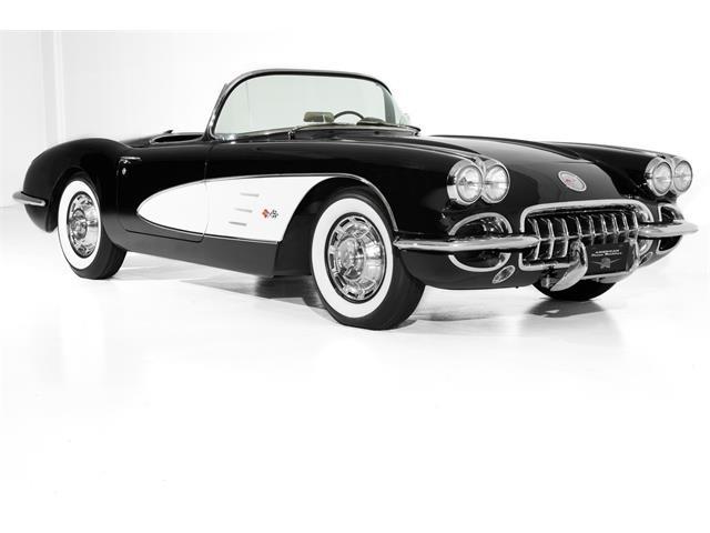 Picture of '59 Corvette located in Des Moines Iowa - PIBI