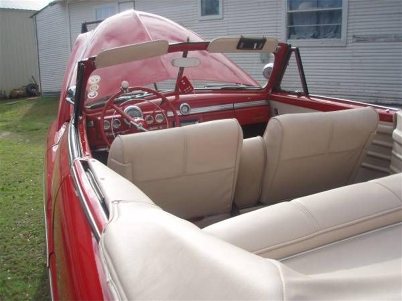 Large Picture of 1949 Mercury Convertible located in Michigan Offered by Classic Car Deals - PJB9