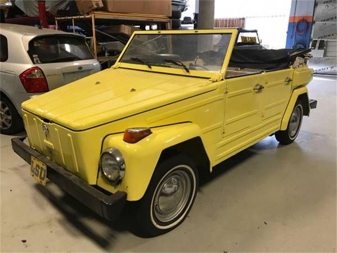 1974 Volkswagen Thing For Sale Classiccars Com Cc 1191457