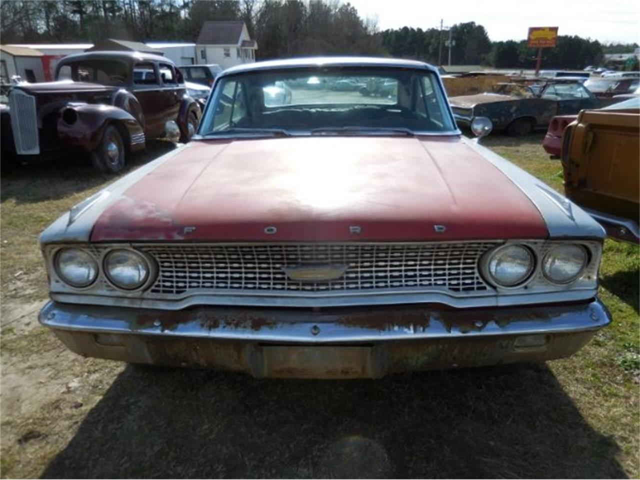 Large Picture of '63 Galaxie 500 - PJC7