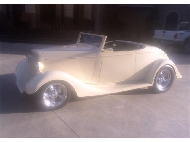 Picture of Classic '34 Chevrolet Street Rod located in Oklahoma Auction Vehicle Offered by  - PIBN