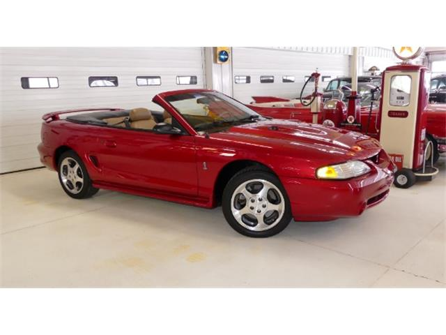 Picture of '96 Mustang SVT Cobra - $15,995.00 Offered by  - PJD3