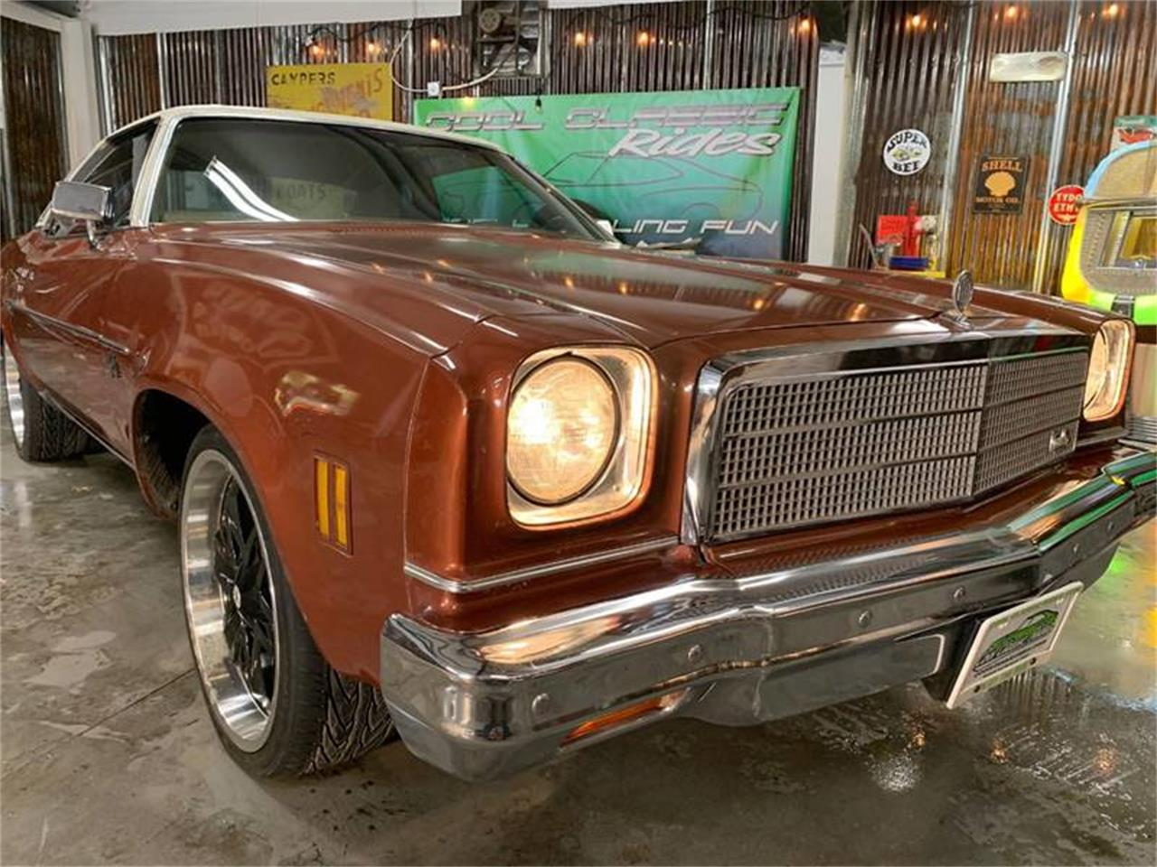 Large Picture of '74 Chevrolet Malibu Classic located in Oregon Offered by Cool Classic Rides LLC - PJDU