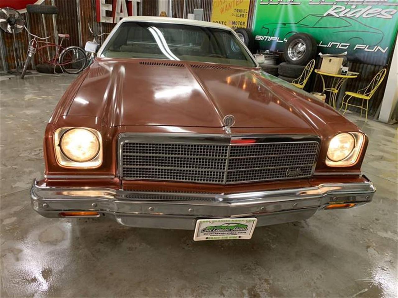 Large Picture of 1974 Malibu Classic located in Redmond Oregon - PJDU